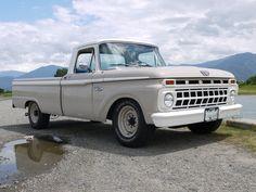 ≪No.0322≫  ・ニックネーム  YUMI.M.K      ・メーカー名、車種、年式  FORD,F250,1965年     ・アピールポイント  1965年のFORD、F250という事がアピールポイントです!  エンジン、ミッション共にストックのまま毎日乗っています!  よろしくお願いします!!