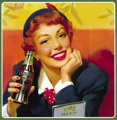 illustrations vintage coca cola - Page 10