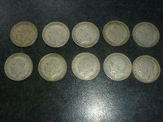 EN.aug 1921 ONE FLORIN silver 10 coins collection  condition used Coin Collecting, Coins, Conditioner, Silver, Ebay, Collection, Coining, Rooms, Money
