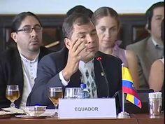 Rafael Correa DEBERIA SER EL PRESIDENTE DEL MUNDO