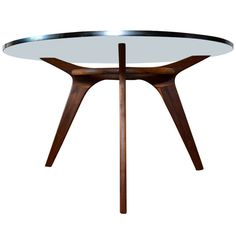 Shop dining room tables and other modern, antique and vintage tables from the world's best furniture dealers. Modern Dining Room Tables, Dining Table, Table Furniture, Cool Furniture, Magazine Table, Adrian Pearsall, Mid Century Modern Table, Smart Design, Vintage Table