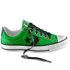 :) I love green!!!!