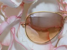 27a650efaa6 Classic details are so apropos for these gold  HiddenBeauties from Ray-Ban.