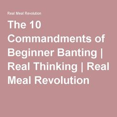 Beginner Banting - Animal fat DOES NOT make you fat, and you need to eat it. Small amounts at a time make you feel full and stop you from overeating. Banting Diet, Banting Recipes, Migraine Diet, Healthy Mummy, Paleo For Beginners, 10 Commandments, High Protein Low Carb, Superfood, Food For Thought