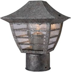 Hardware House H10-3947 Dakota Outdoor Fixture Post Light, Antique Silver by Hardware House. $42.29. From the Manufacturer                Dakota Series Outdoor Fixture Post Light Antique Silver.                                    Product Description                Dimable: TRUE.