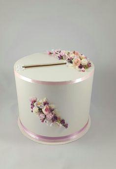 Свадебные аксессуары. Коробка для подарков молодоженам.  www.pidu24.eu