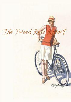 June Edition of The Tweed Ride Report - 2014 New Rides. Summer Rides have been added! :: #tweedride #tweedridereport #tweedrun