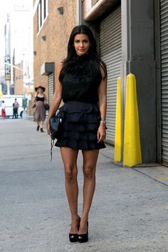 New York Spring Summer 2014 Street Style Day Seven and Eight