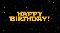 HappyBirthday Starwars - Google 検索