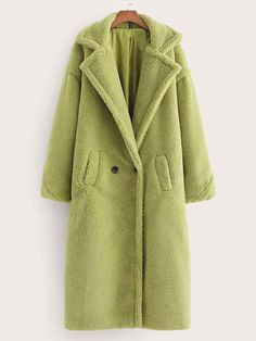 Vest Coat, Sweater Jacket, Fuzzy Coat, Teddy Coat, Jackets For Women, Clothes For Women, Types Of Sleeves, Fashion News, Women's Fashion