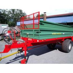 Mistzetter Kirchner T2080 (Occasion) Shops, Monster Trucks, Vehicles, Tents, Rolling Stock, Retail, Vehicle, Retail Stores, Tools