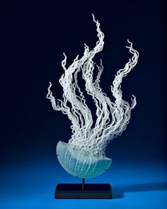 Amazing Glass Sculptures by K. William LeQuier