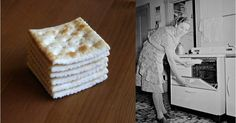 What Can You Make With Saltines? 9 Clever Recipes from the Great Depression Retro Recipes, Old Recipes, Vintage Recipes, Asian Recipes, Great Recipes, Cooking Recipes, Favorite Recipes, Recipes Appetizers And Snacks, Kitchens