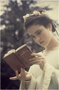 The beautiful Jennifer Connelly in Labyrinth
