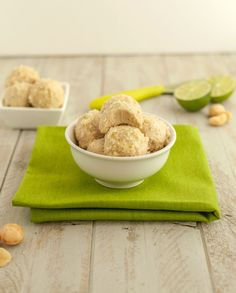 No Bake Key lime Pie Bites are paleo, low carb, keto, dairy free, gluten free and vegan. They are wicked yummy and so easy to make.