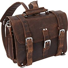 $343.99 This is a men's full leather briefcase that converts to a backpack for versatility.