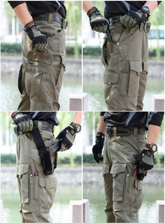 Tahmini Teslimat Zamanı Tactical Uniforms, Tactical Pants, Tactical Clothing, Fashion Sewing, Mens Fashion, Mens Outdoor Clothing, Combat Gear, Apocalyptic Fashion, Cargo Pants Men