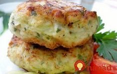 Hearty and healthy cutlets from zucchini / Health Alphabet Vegetable Dishes, Vegetable Recipes, Vegetarian Recipes, Cooking Recipes, Healthy Recipes, Supper Recipes, Appetizer Recipes, Russian Recipes, Food Cravings