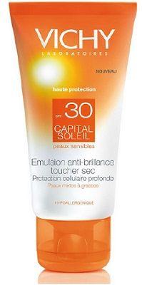 Prezzi e Sconti: #Vichy idÉal soleil face cream dry touch spf  ad Euro 15.45 in #Vichy loreal italia spa #Hygiene and grooming face