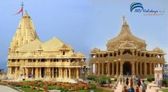 Tourist places in Somnath  Book online Gujarat Tour Packages with ARV holidays and visit famous tourist places in Somnath like Somnath Temple, Rudresvara Temple, Panch Pandav Gufa etc.