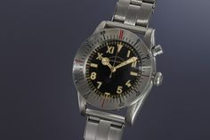 Rolex Zerographe réf : 3346. Photo Phillips Watches