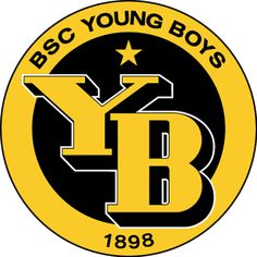 this is the football club that i would cheer for in bern, the BSC Young Boys.