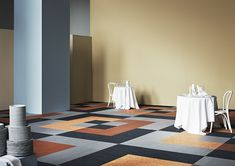 The Art of Performance Quirky Collection by Bolon – Trendland Online Magazine Curating the Web since 2006 Bolon Flooring, Grey Flooring, Vinyl Flooring, Concept Photography, Interior Photography, Flooring Companies, World Leaders, Tile Design, Innovation Design