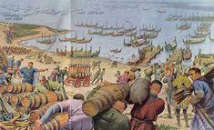 Arriving britain