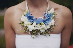Where to Buy Fresh Flower Necklaces