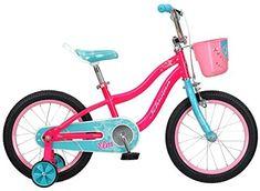 Schwinn Elm Girls Bike for Toddlers and Kids - BikeAddicts Best Kids Bike, 16 Inch Wheels, Balance Bike, Bike Parts, Bike Frame, Bike Life, Kids Learning, 5 Years, Toddlers