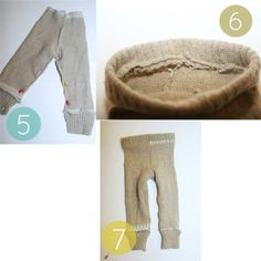 How To Make A Sock Monkey Costume – Homemade Ginger Sock Monkey Costumes, Sock Monkey Hat, Baby Halloween Costumes, Old Sweater, Sweaters, Renegade Seamstress, Alter Pullover, Thrift Store Crafts, Cute Socks