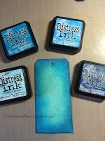 Daydreams In Paper: Distress Ink Blends