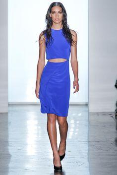 Cushnie et Ochs Fall 2012 Ready-to-Wear Fashion Show - Rainey Forkner