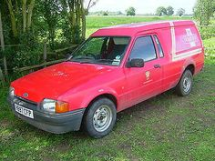 Ford Escort Van Mk4 Red Royal Mail ? Running & Driving Project / Restoration  - http://classiccarsunder1000.com/?p=76547