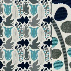 print & pattern: TEXTILES - dwellstudio / robert allen