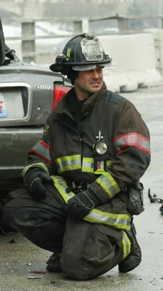 Chicago Fire: Severide on bended knee | Shared by LION