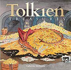 Compilation dessins JRR Tolkien Tolkien Treasures par Catherine McIlwaine. Exposition Bodleian Library Oxford Alan Lee, Best Art Books, New Books, World Of Warcraft, Birmingham, Pixar, Art Africain, Jrr Tolkien, Friends Show