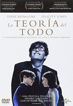 La Teoría del todo [Vídeo-DVD] / [directed by James Marsh]