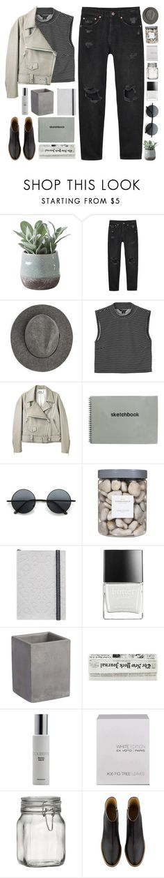 """it comes and goes in waves"" by indie-by-heart ❤ liked on Polyvore featuring Torre & Tagus, Monki, MANGO, Acne Studios, Retrò, Threshold, Christian Lacroix, Butter London, CB2 and Colbert MD"