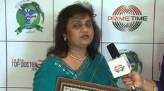 Dr  Sunita Tandulwadkar Interiview Global Healthcare Excellence Awards, ...