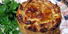 Treasure's Lamb and Pickled Quince Pies - ABC TV: The Cook and the Chef