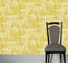 Cow Parsley Wallpaper by Cole & Son | Removable Wallpaper Australia