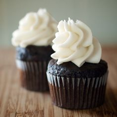 Recipe Rehab: Healthy Halloween Swaps for Parents- Dairy- Free Decadent Chocolate Cupcakes