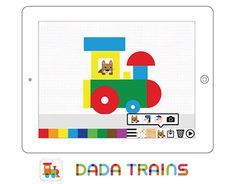 "Check out new work on my @Behance portfolio: ""Dada Trains"" http://be.net/gallery/43073477/Dada-Trains"