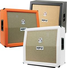 Orange amplifiers; drool-resistant for a reason.