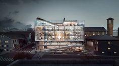 Bodø Town Hall, Transborder Studio – BETA