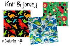 Ya tenemos disponibles los primeros estampados de tela de camiseta!