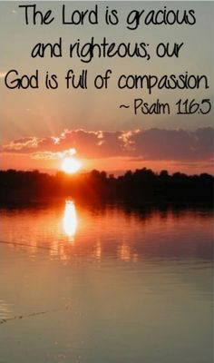 Psalm 116:5