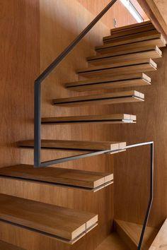 STAIRCASE | Minimal Handrail Balustrade Staircase Detail #Minimal #Handrail #Staircase [ok]