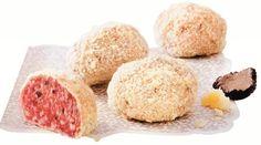 Salami with tartufo, recommended! http://www.delidiscount.com/nl/saltufo-truffel-salami-80-gram.html